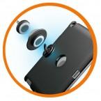 """Pouzdro MKF Click Cover Case pro iPad 9,7"""", černá"""