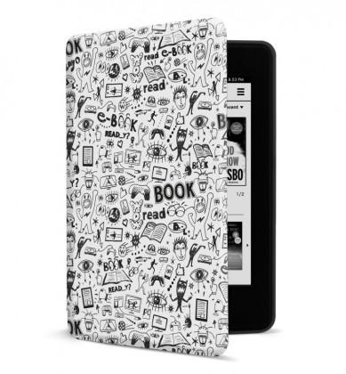 Pouzdro na čtečku knih Amazon Kindle Paperwhite 4 (2018), bílé