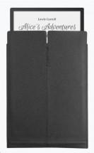 Pouzdro na čtečku knih PocketBook 1040, černá/žlutá