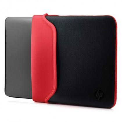Pouzdro na notebook HP 15,6'', Neoprene Sleeve, černá/červená