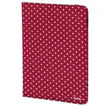 """Pouzdro na tablet Hama Polka Dot, do 25,6 cm (10,1""""), červené"""