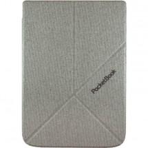 Pouzdro Pocketbook Origami 740 Shell O series, sv. šedé