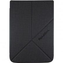 Pouzdro Pocketbook Origami 740 Shell O series, tm. Šedé