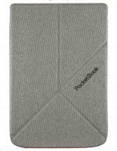 Pouzdro Pocketbook Origami U6XX Shell O series, sv. šedé