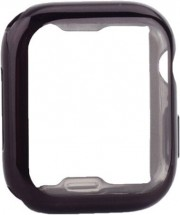 Pouzdro pro Apple Watch 44mm COTEetCI, černá