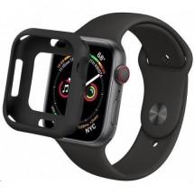 Pouzdro pro Apple Watch 44mm COTEetCI, lesklá