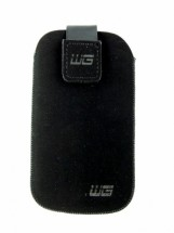 Pouzdro pro HTC Titan, vsuvka, černá