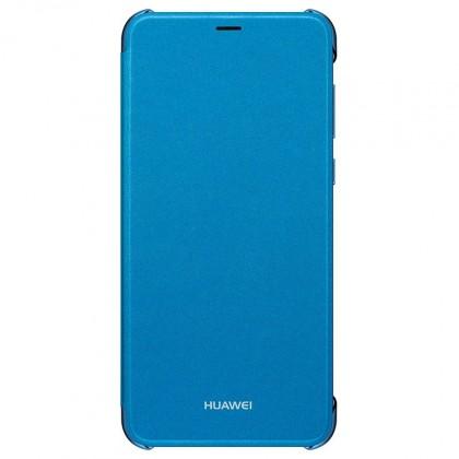 Pouzdro pro Huawei P Smart, flip, originál, modrá