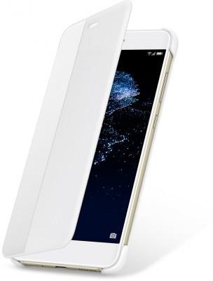 Pouzdro pro Huawei P10 Lite, Smart View, bílá