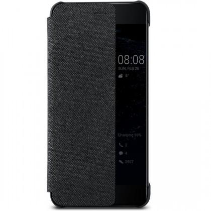 Pouzdro pro Huawei P10, Smart View, šedá