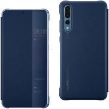 Pouzdro pro Huawei P30 LITE Smart View, modrá