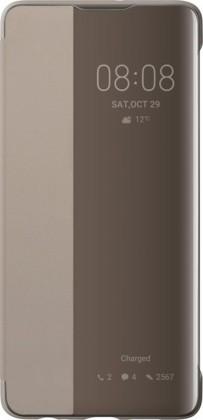 Pouzdro pro Huawei P30 Smart View, khaki