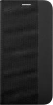 Pouzdro pro iPhone 7/8, SE (2020), Flipbook, černá