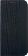 Pouzdro pro Motorola E6s/E6i, Flipbook Duet, černá