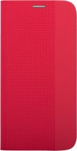 Pouzdro pro Samsung A12,červená