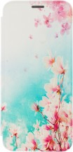 Pouzdro pro Samsung Galaxy A21s, Evolution 3D Flowers