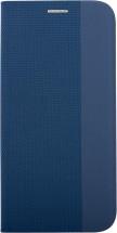 Pouzdro pro Samsung Galaxy A21s, Flipbook Duet, modrá