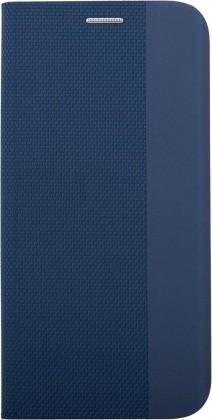 Pouzdro pro Samsung Galaxy A41, Flipbook Duet, modrá