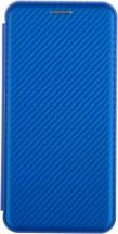 Pouzdro pro Samsung Galaxy A50, evolution karbon, modrá