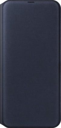 Pouzdro pro Samsung Galaxy A50, Wallet cover, černá