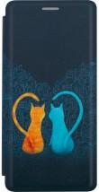 Pouzdro pro Samsung Galaxy A71, Evolution 3D cats