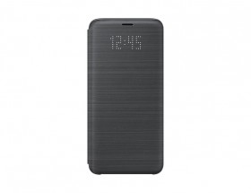 Pouzdro pro Samsung Galaxy S9 s displejem, černá