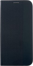 Pouzdro pro Xiaomi Mi 10 Lite, Flipbook Duet, černá