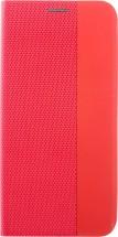Pouzdro pro Xiaomi Mi 10 Lite, Flipbook Duet, červená
