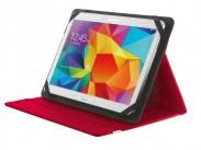 """Pouzdro s podstavcem Trust Primo Folio Case, tablet 10"""",červená"""