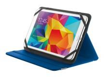 "Pouzdro s podstavcem Trust Primo Folio Case, tablet 7-8"", modrá"