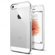 Pouzdro SPIGEN Liquid Armor iPhone SE/5s/5 čiré