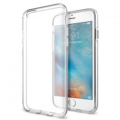 Pouzdro SPIGEN Liquid Crystal iPhone 6 čiré