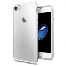 Pouzdro SPIGEN Liquid Crystal iPhone 7 čiré
