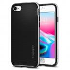 Pouzdro SPIGEN Neo Hybrid 2 iPhone 7/8 Stříbrné