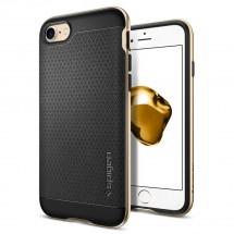 Pouzdro SPIGEN Neo Hybrid iPhone 7 zlaté