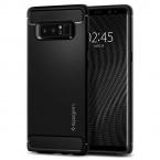 Pouzdro SPIGEN Rugged Armor Samsung Galaxy Note 8 černé
