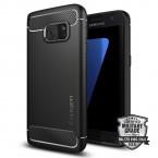 Pouzdro SPIGEN Rugged Armor Samsung Galaxy S7 černé