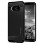 Pouzdro SPIGEN Rugged Armor Samsung Galaxy S8 černé