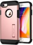 Pouzdro SPIGEN Tough Armor 2 iPhone 7/8 růžové