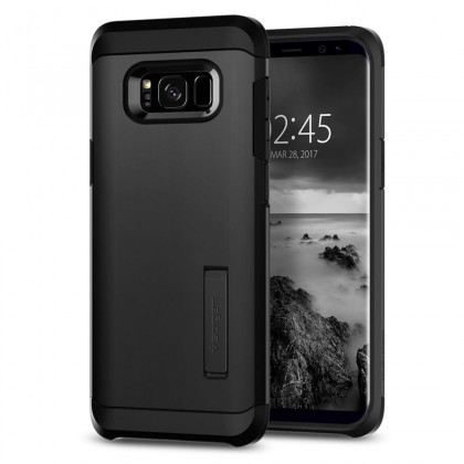 Pouzdro SPIGEN Tough Armor Samsung Galaxy S8 Plus černé
