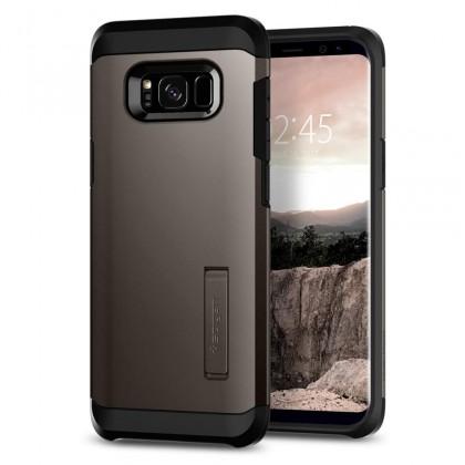 Pouzdro SPIGEN Tough Armor Samsung Galaxy S8 Plus metalické