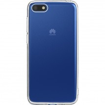Pouzdro TPU Huawei Y5 (18)/Honor 7s, transparentní