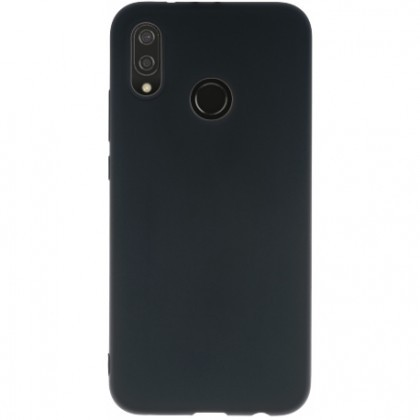 Pouzdro TPU Matt Huawei P20 lite/black