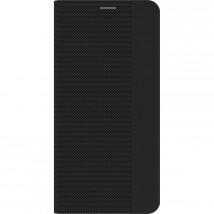 Pouzdro Xiaomi Redmi Note 9T 5G, Flipbook, černá