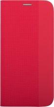 Pouzdro Xiaomi Redmi Note 9T 5G, flipbook, červená