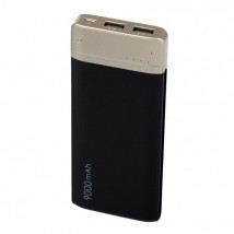 PowerBank 9000mAh black