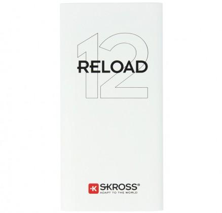 Powerbank SKROSS Reload 12, 12000mAh, microUSB
