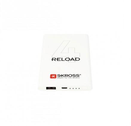 Powerbank SKROSS Reload 4, 4000mAh, microUSB