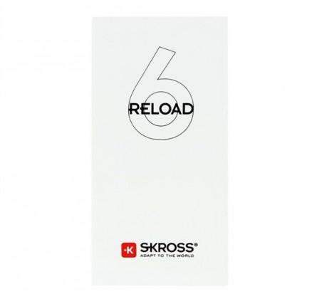 Powerbank SKROSS Reload 6, 6000mAh, microUSB