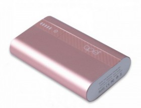 Powerbanka Apei Business Ultimate Mini 7800mAh, růžová